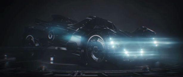 Batman: Arkham Knight - chicks (and everyone else) love the car