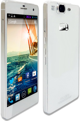 Micromax launched it's first Octa-Core Smartphone Canvas Knight
